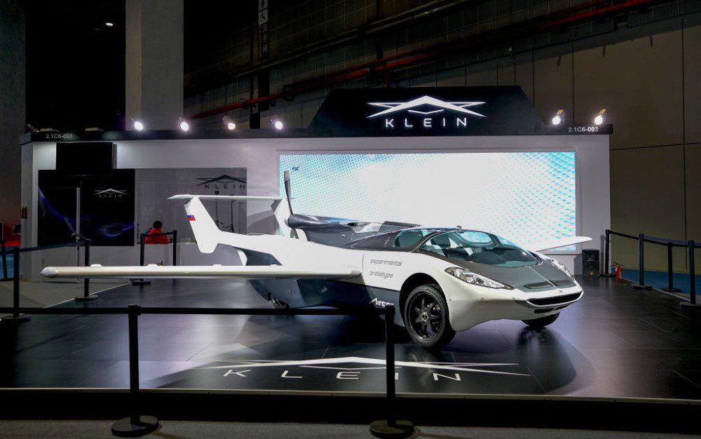 Летающие автомобили – это уже не просто мечта застрявших в пробках водителей