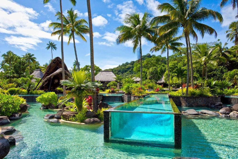 Остров Лаукала: суперпремиальный отдых на краю света
