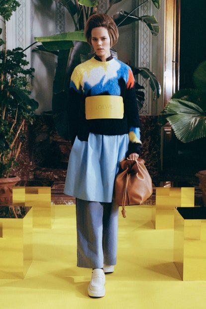 Gucci, Burberry, Karl Lagerfeld, Loewe: новинки коллекции осень-зима
